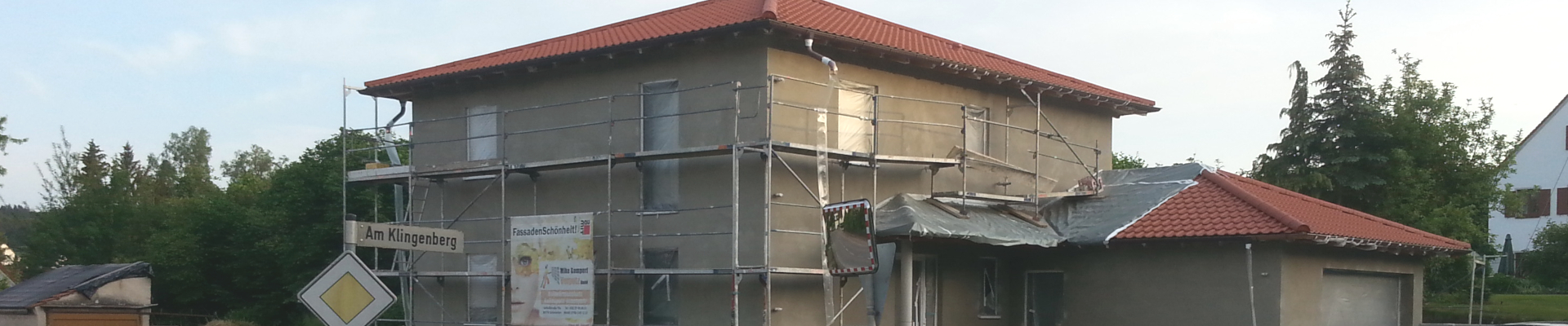 Hausbau