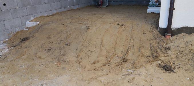 6m² Sand……