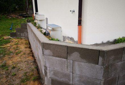 Und wieder fließt Beton…