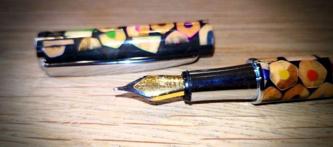 Ein Buntstift-Füller!?! :-)