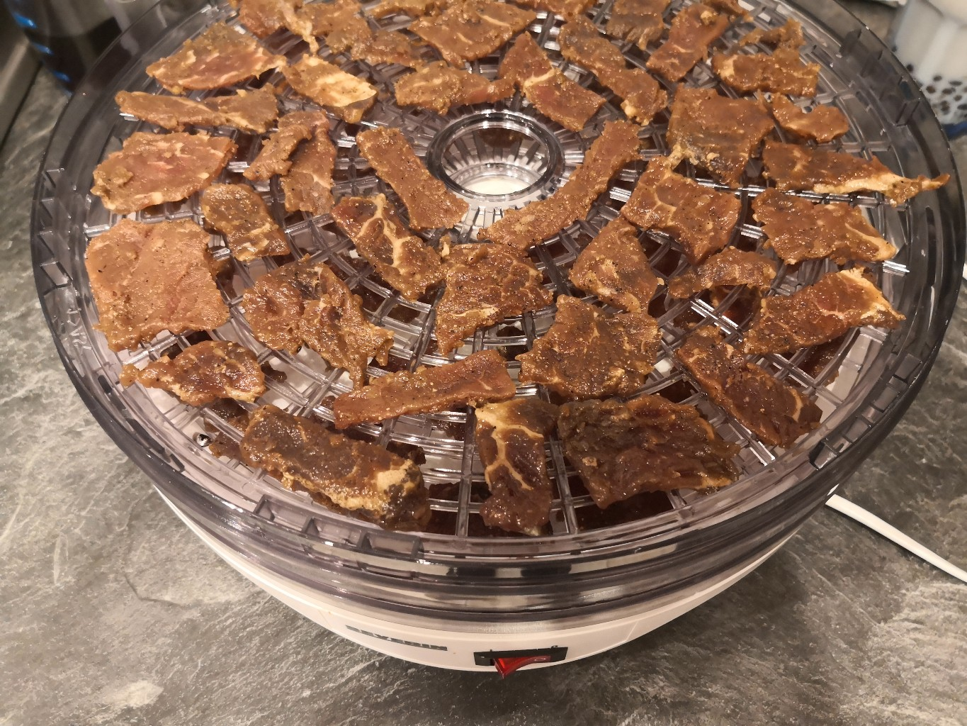 Beef Jerky – Chilli con Carne Style
