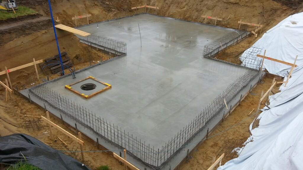 Betonieren Der Bodenplatte Andis Projekt Blog